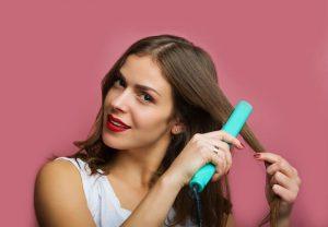 Alisar el pelo