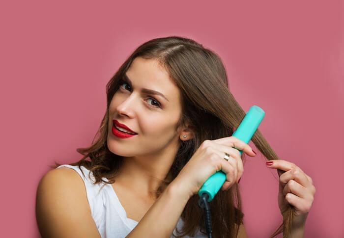 Rizar pelo corto con ghd