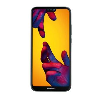 Teléfono móvil Huawei P20 Lite en negro