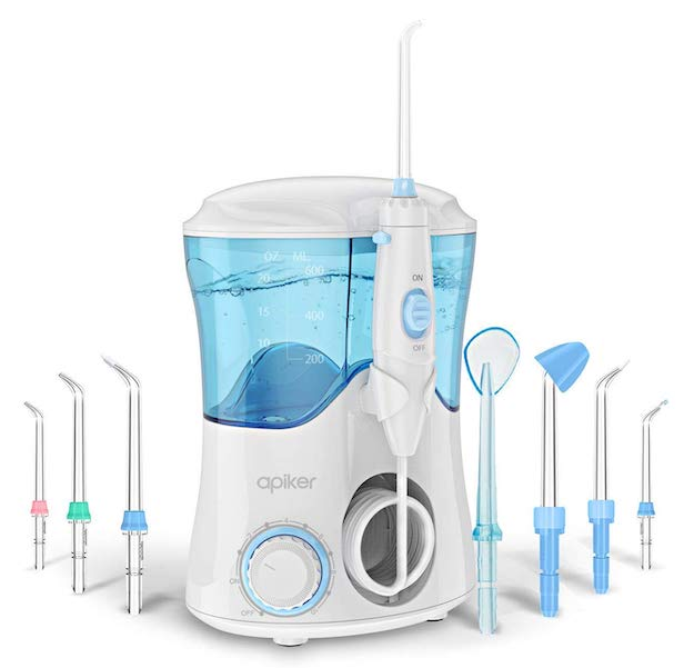 Apiker dental irrigator