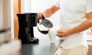 Cafetera americana o de goteo