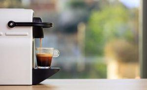 Cafetera de cápsulas Nespresso