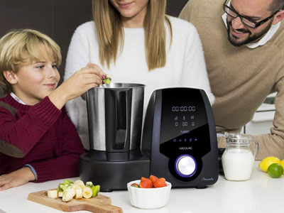 Robot de cocina de la marca Mambo Cecotec