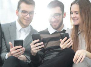 Una buena resolución se notará cuando mires vídeos en el móvil