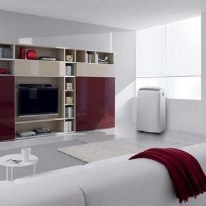 aire acondicionado portátil salón