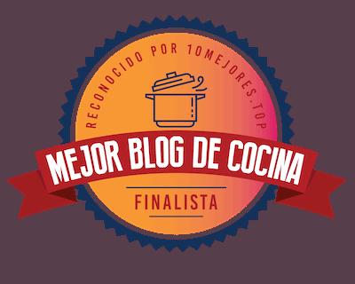 Mejor blog cocina