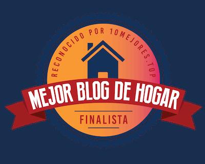 Mejor blog hogar