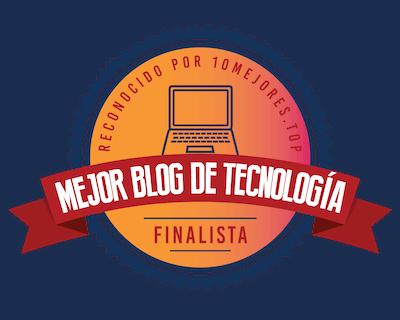 Mejor blog tecnologia