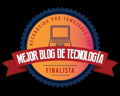 Mejor blog tecnología