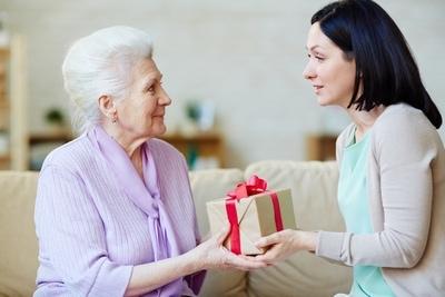 Día de la Madre regalo hija