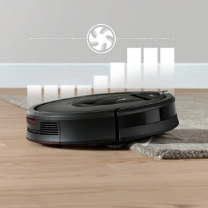 iRobot Roomba 981 alfombra