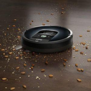 iRobot Roomba 981 limpiando