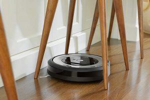 iRobot Roomba e5154 limpiando