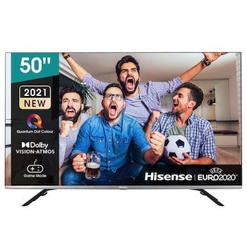 smart tv Hisense 50E76GQ QLED 2021