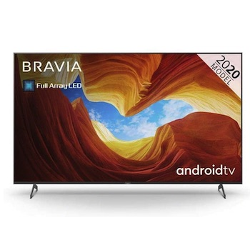 smart tv Sony XH9096