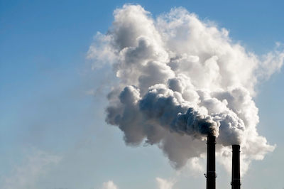 contaminación aire